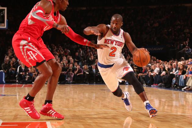 Raymond Felton Injury: Updates on Knicks PG's Status, Likely Return Date