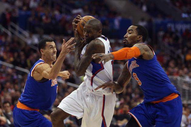 New York Knicks vs. Los Angeles Clippers: Postgame Grades and Analysis