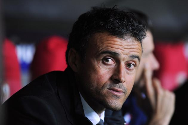 Luis Enrique Reportedly Lined Up by Tottenham, Andre Villas-Boas Remains Defiant