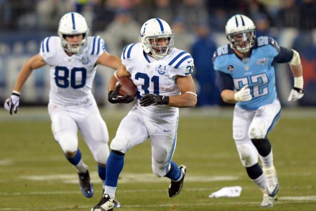 Titans vs. Colts: Breaking Down Indianapolis' Game Plan