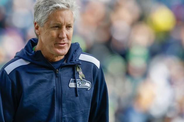 Suspensions, Locker Room Drama Won't Derail Pete Carroll's Seahawks