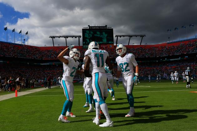 Crucial Matchups in Miami Dolphins' Week 13 Contest with New York Jets