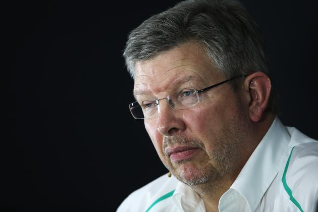 Ross Brawn's Mercedes Exit Officially Confirmed by Formula 1 Team