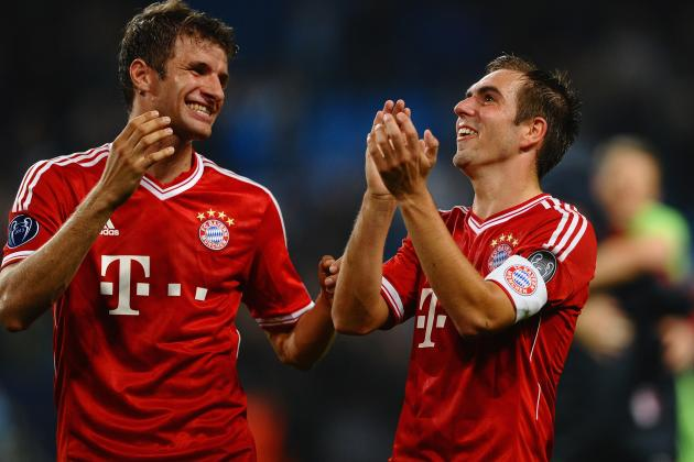 Philipp Lahm Injury: Updates on Bayern Munich Star's Thigh, Likely Return Date
