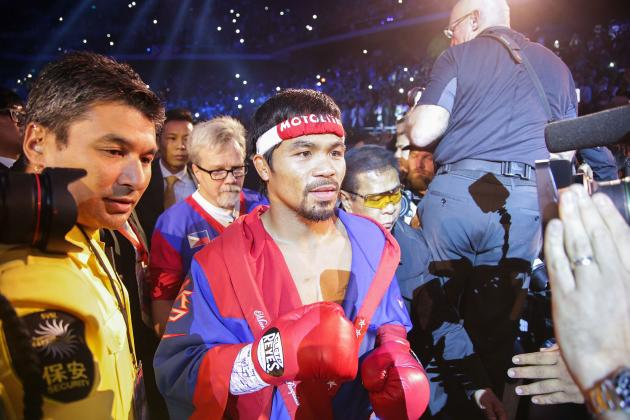 Manny Pacquiao Doesn't Need to Rush Back to Ring After Victory over Brandon Rios