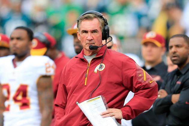 DeAngelo Hall: Mike Shanahan, Coaching Staff Should Be Retained for Next Season