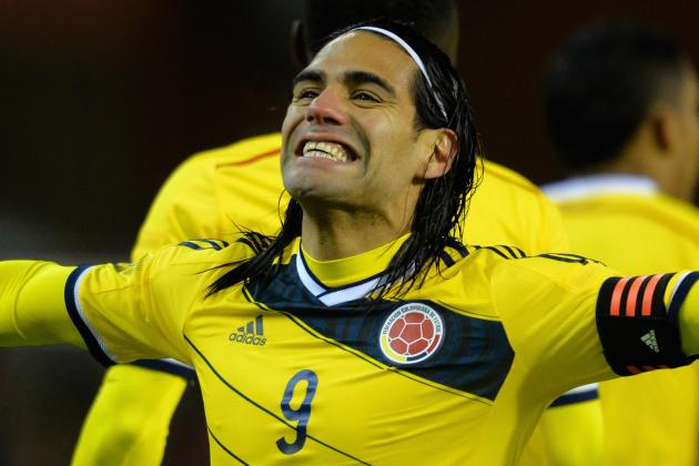 Radamel Falcao Injury: Updates on Monaco Star's Groin and Return