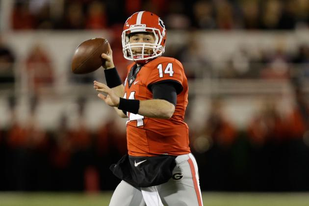 Georgia Football: Can Hutson Mason Take Dawgs to the 2014 SEC Title Game?