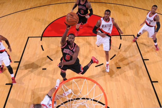 What Is Luol Deng's Future with Chicago Bulls?