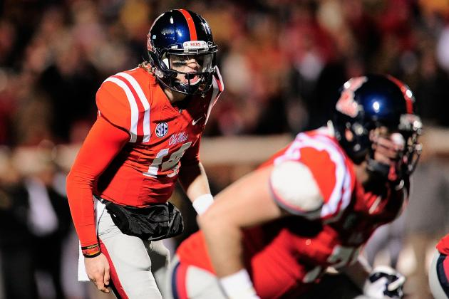Ole Miss vs. Mississippi State: Live Score and Highlights