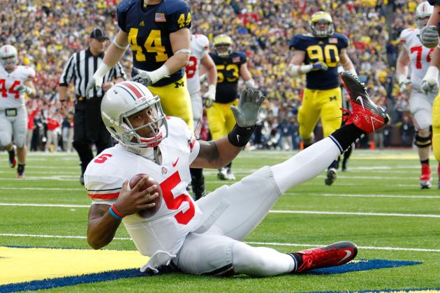 Ohio State vs. Michigan: Live Game Grades and Analysis for the Buckeyes