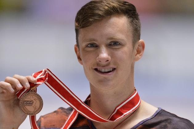 Jeremy Abbott: Profile of US Figure Skating Olympian for Sochi 2014