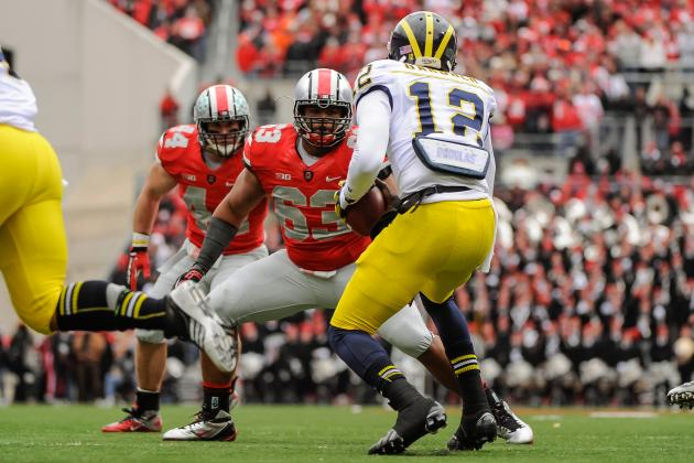Michigan Football: 3 Ways the Wolverines Can Upset Ohio State