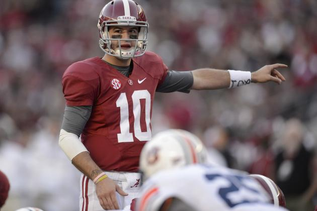 Iron Bowl 2013: Last-Second Preview for Alabama vs. Auburn SEC Rivalry Game