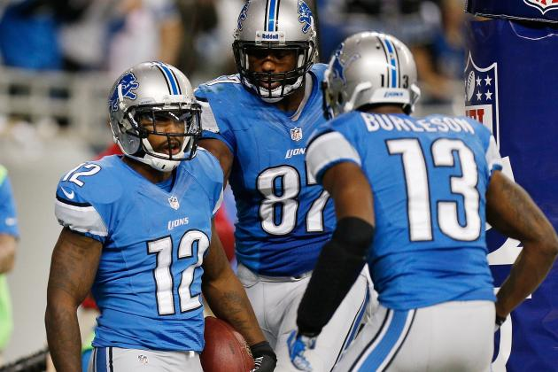 Green Bay Packers vs. Detroit Lions: Live Scoring, Highlights and Analysis