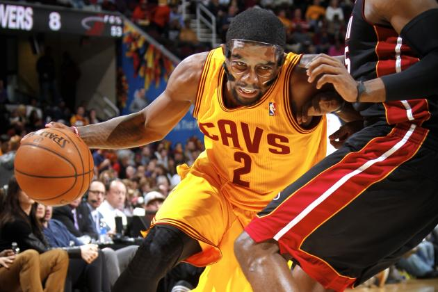 Why Kyrie Irving Is Struggling to Be Consistent for Cleveland Cavaliers