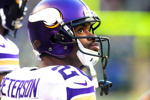 Adrian Peterson Injury: Updates on Vikings RB's Groin and Recovery