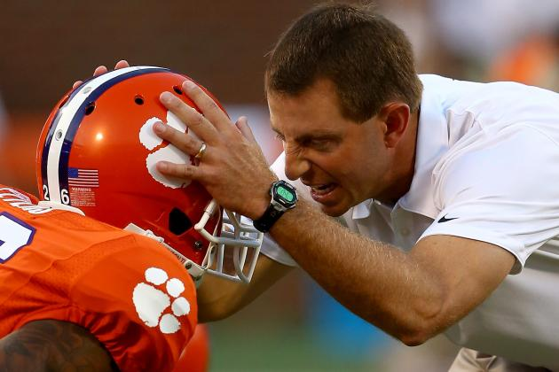 How Dabo Swinney's Success Against South Carolina Affects His Clemson Legacy