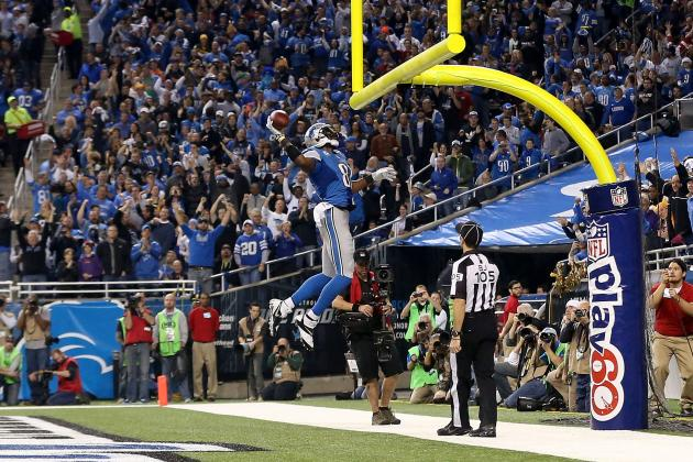 Lions Overcome Mistakes, Dominate Packers to Take Command of NFC North