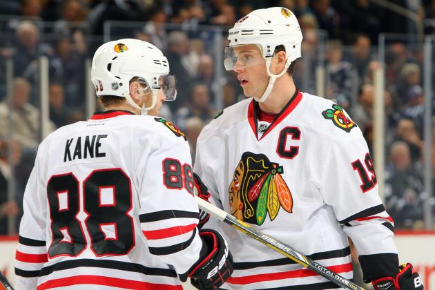 Are the Chicago Blackhawks and St. Louis Blues the NHL's 2 Best Teams?