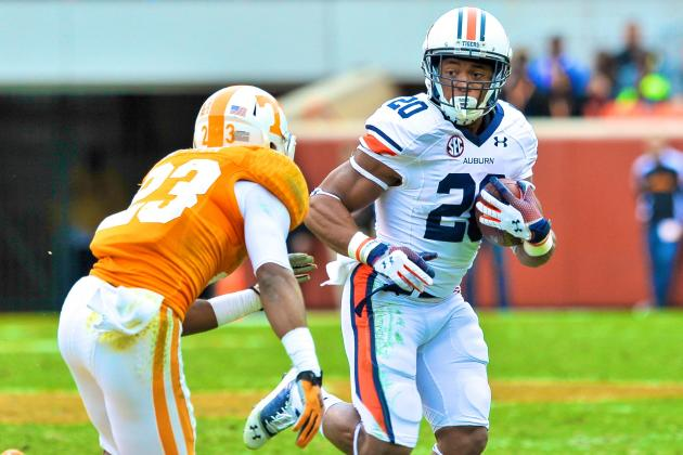 Roll Tide/War Eagle: Meet Corey Grant, a Man Who Has Played for Alabama & Auburn