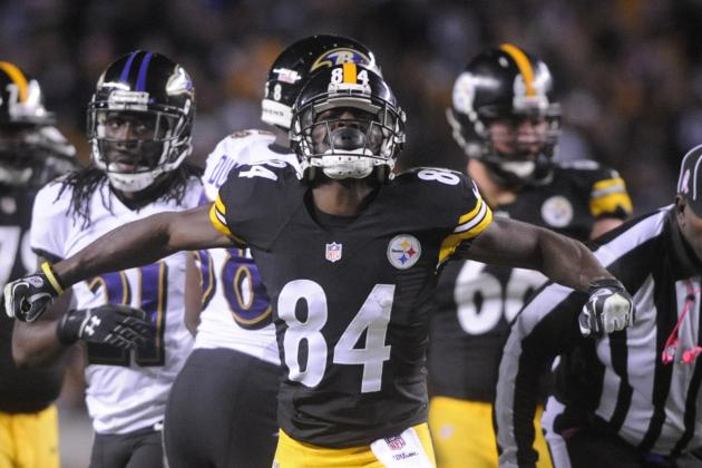 Steelers vs. Ravens: Live Game Grades and Analysis for Pittsburgh