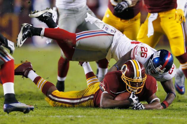 New York Giants vs. Washington Redskins: Breaking Down Washington's Game Plan