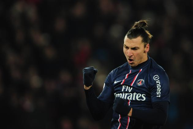Improving Lyon Will Pose Stern Test for Ibrahimovic, PSG on Sunday