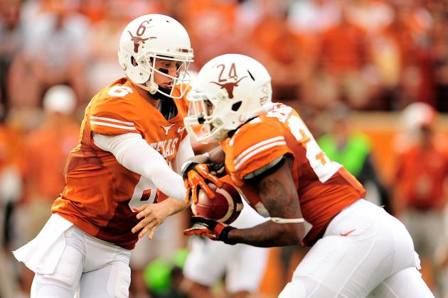 Texas Tech at Texas: Live Game Grades and Analysis for Longhorns