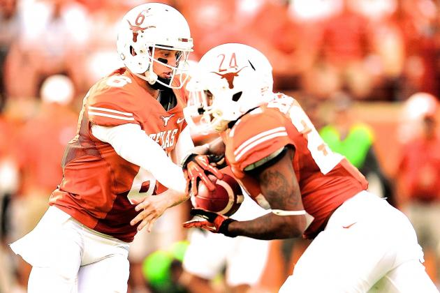 Texas Tech vs. Texas: Live Score and Highlights