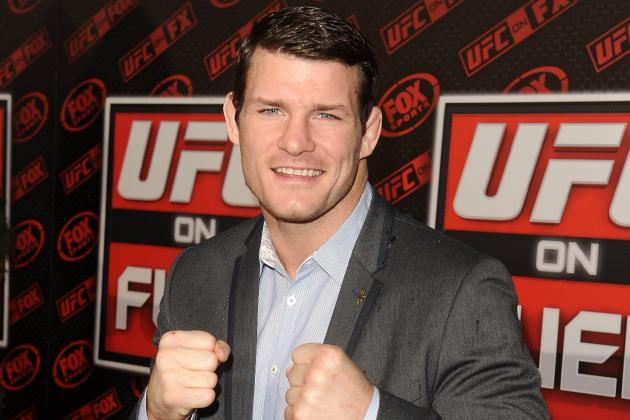 Dropping Knowledge: Michael Bisping Breaks Down Card for TUF 18 Finale