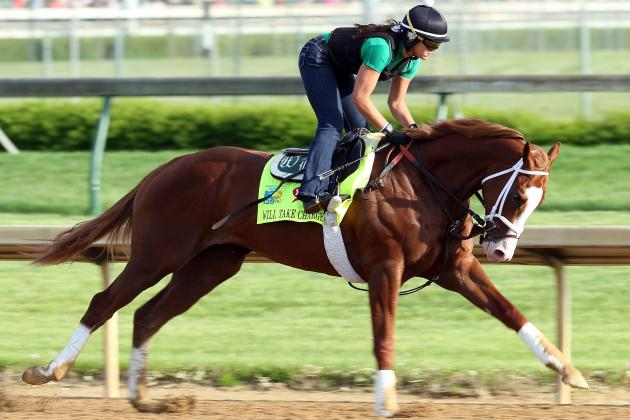 Clark Handicap Bold Predictions: Will Take Charge Is Vulnerable