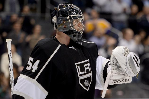 Is Los Angeles Kings Goalie Ben Scrivens More Than Just a Backup?