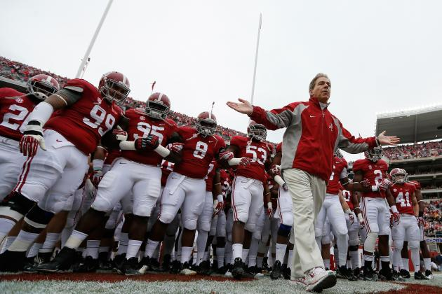 Nick Saban vs. Steve Spurrier Is the Only Way to Settle SEC Title