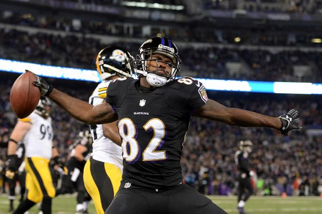 Torrey Smith's Instant Fantasy Reaction After Week 13