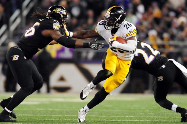 Steelers vs. Ravens: Live Scores, Highlights and Analysis