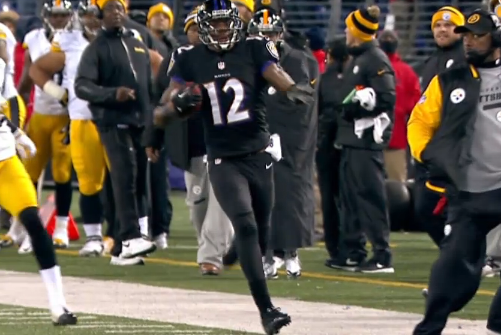 Jacoby Must Dodge Tomlin On Kickoff Return