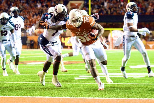 Texas Tech vs. Texas: Live Score and Highlights