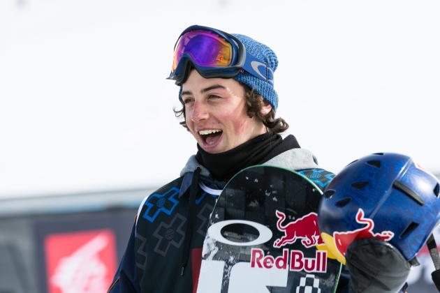 Mark McMorris: Olympic Profile of Canadian Snowboarding Hopeful for Sochi 2014