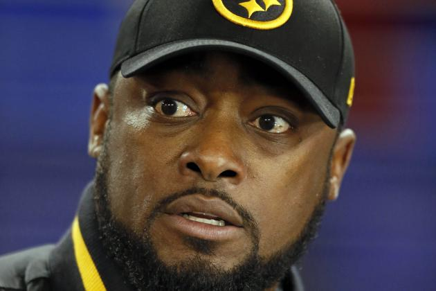 "Tomlin Says ""I Lost My Placement""  While Watching Return on Jumbotron"