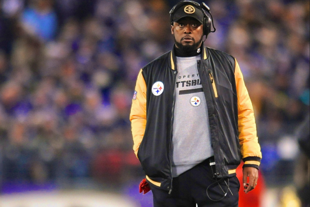 NFL Must Come Down Hard on Mike Tomlin for Sideline Interference