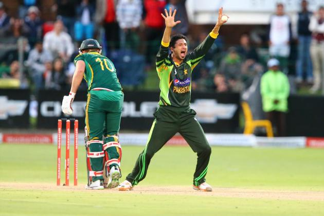 South Africa vs. Pakistan, 3rd ODI: Date, Time, Live Stream, TV Info and Preview