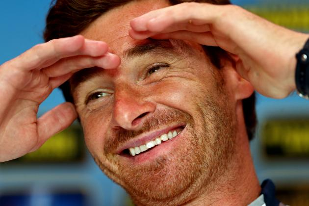 Andre Villas-Boas Laughs Off Calls for Sir Alex Ferguson to Manage Tottenham