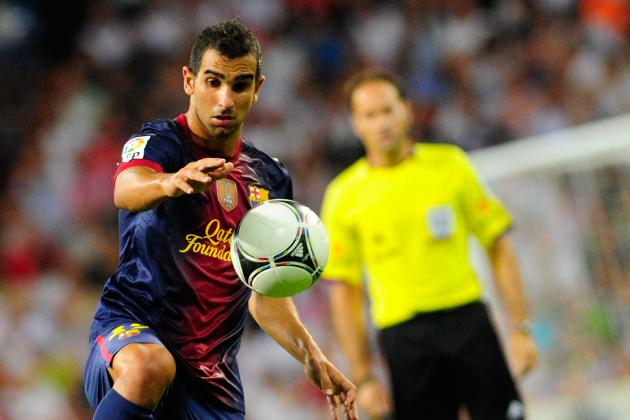 Liverpool Reportedly in Talks with Martin Montoya for Transfer from Barcelona