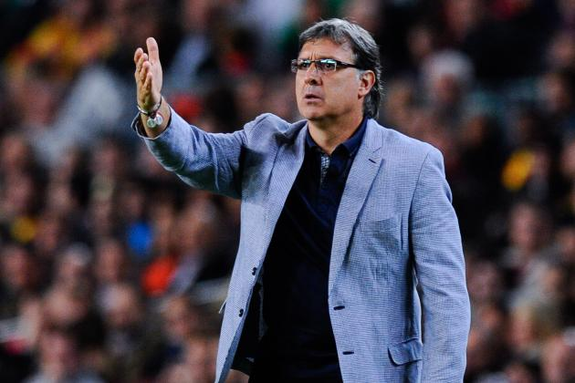 Tata Martino's Barcelona Have Lost the Essence of Cruyff, Rijkaard and Guardiola