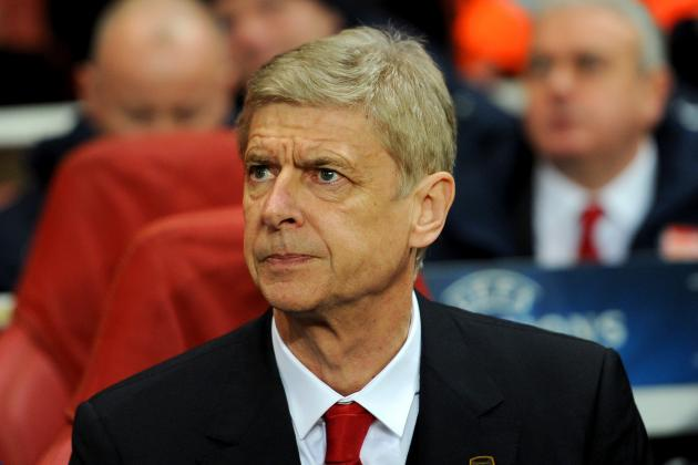 Arsene Wenger Tells Arsenal Fans Not to Worry Over His Future