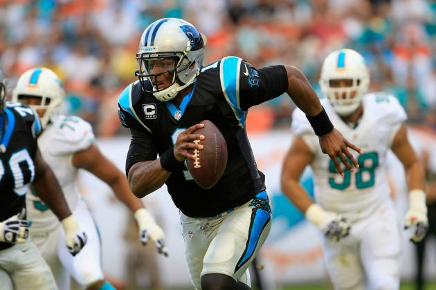 Carolina Panthers Shouldn't Make Mistake of Asking Cam Newton to Run More