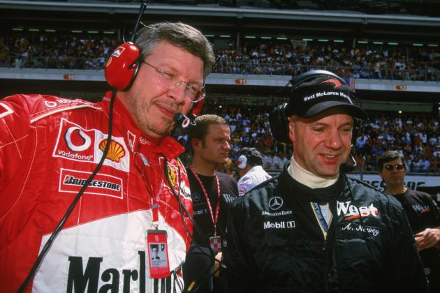 Ross Brawn or Adrian Newey: Who Brings More Success to an F1 Team?