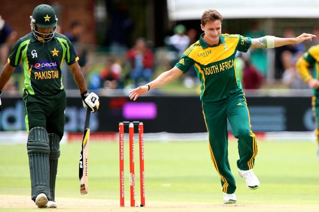 Dale Steyn: World Cricket's Bowler of the Month, November 2013