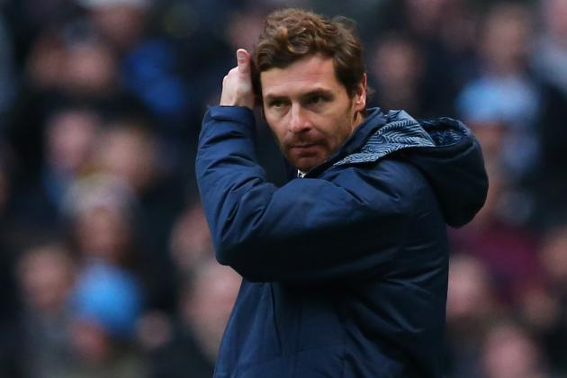 Andre Villas-Boas Had Tromso Fan Ejected for 'Sacked in the Morning' Chant